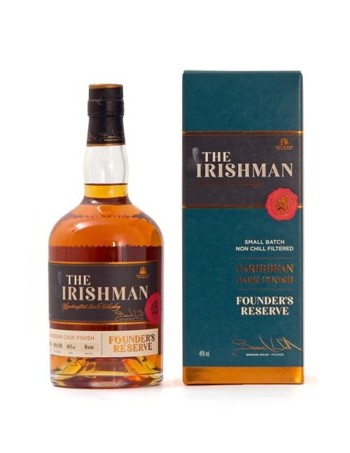 The Irishman Founder's Reserve Caribbean Cask