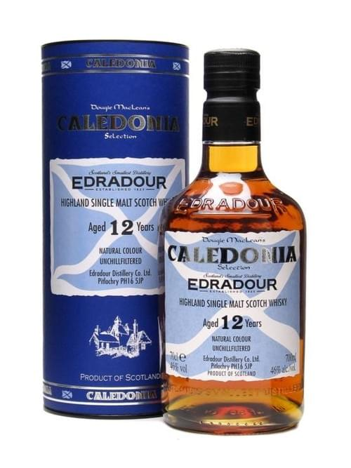 EDRADOUR CALEDONIA 12 YEARS OLD 46%