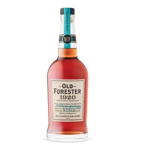 Old Forester 1920 Prohibition Style Bourbon (57.5% abv)