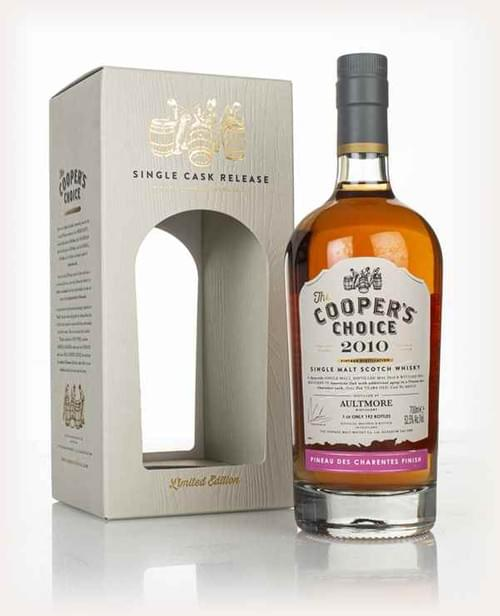 Coopers Choice Aultmore 10Yo Pineau(Limit 1 Per Person/ Household)