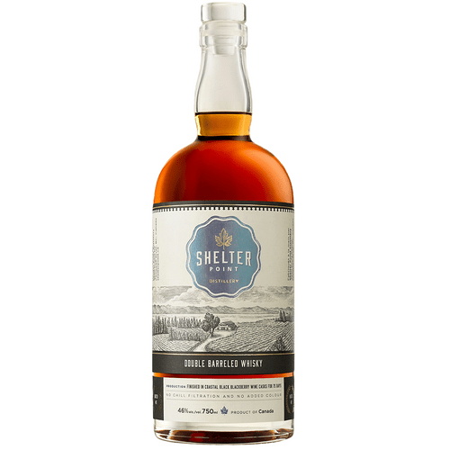 Shelter Point Double Barrel No. 6 (46% abv)