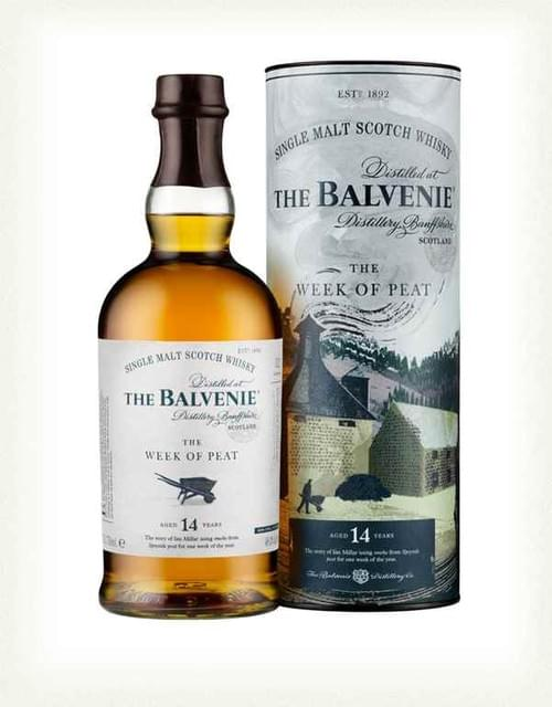 The Balvenie: The Week of the Peat 14 YO