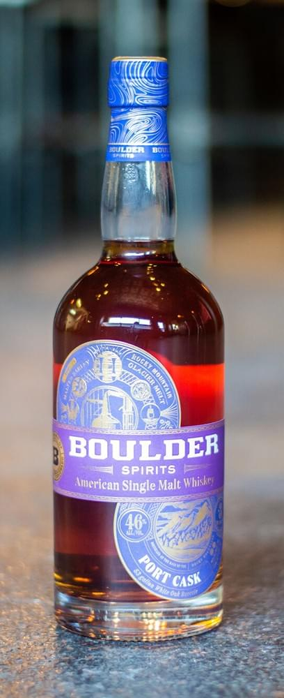 BOULDER SINGLE MALT PORT CASK