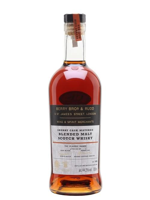 Berry Bros. & Rudd Sherry Cask Matured - The Classic Range