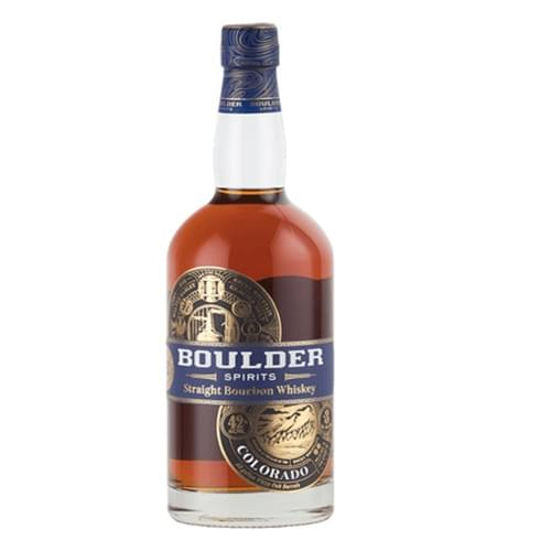 Boulder Bourbon Whiskey (42% abv)
