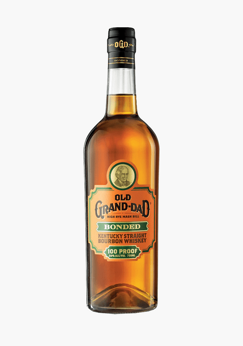 OLD GRAND DAD BOURBON 100 proof (50% abv)