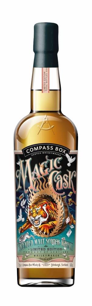 Compass Box Magic Cask
