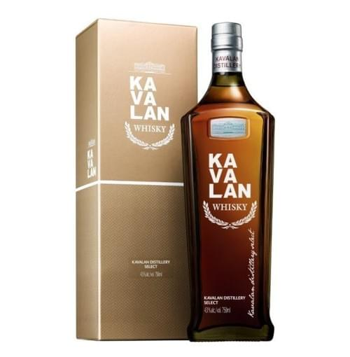 Kavalan Distillery Select No.1