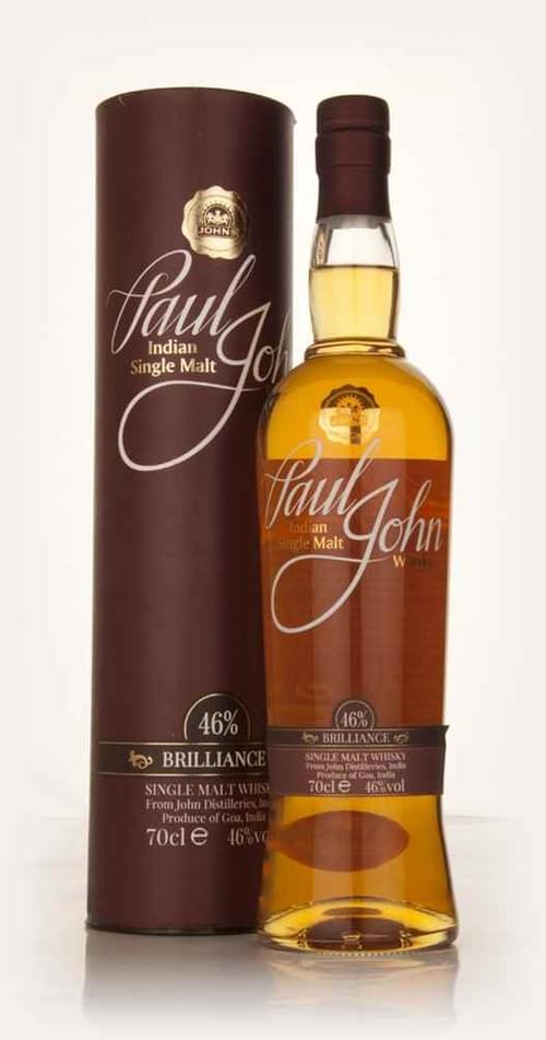 Paul John Brilliance Indian Single Malt