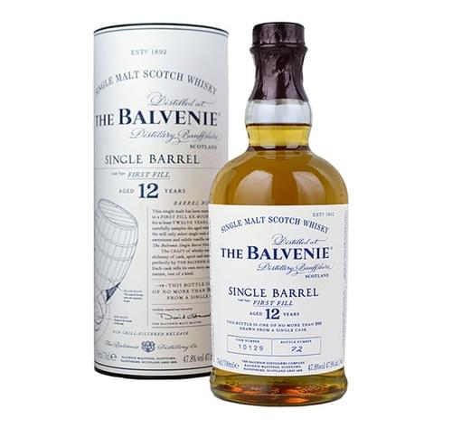 The Balvenie Single Barrel 12 YO