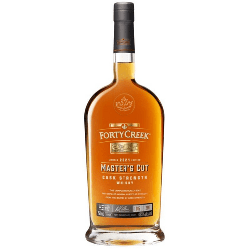Forty Creek Limited Edition Master's Cut (48.5% abv)