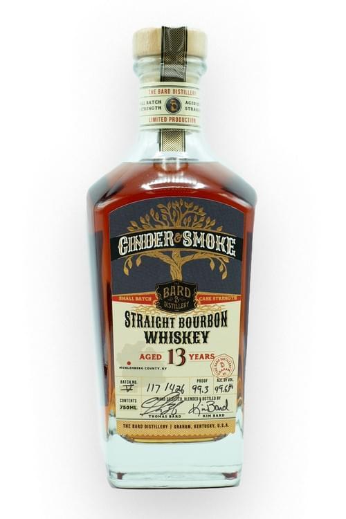 The Bard Cinder and Smoke Bourbon