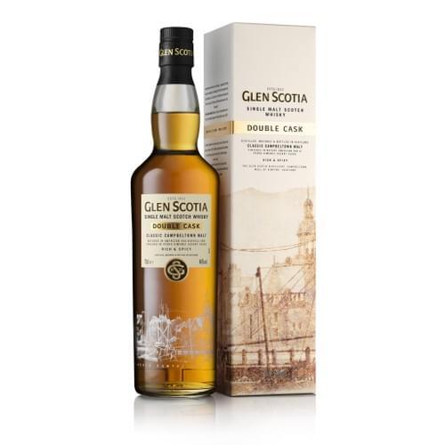 Glen Scotia Double Cask (46%)