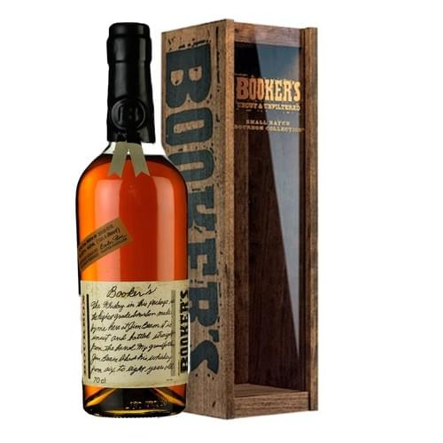 Booker's Small Batch Bourbon Series(63.20% abv) 2020-01E