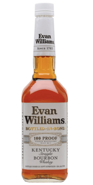 Evan Williams Botted-In-Bond Boourbon