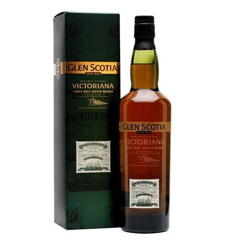 Glen Scotia Victoriana Campbeltown Single Malt Scotch Whisky (54.2% abv)