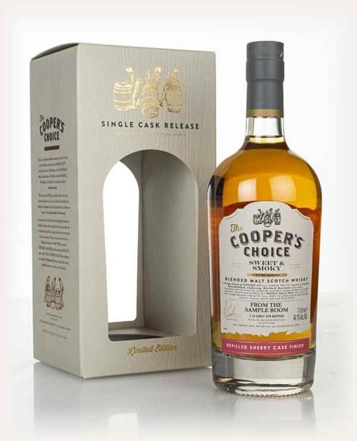 Coopers Choice Sample Room Sweet & Smoky (Limit 1 Per Person/ Household)