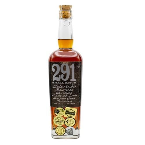 291 Colorado Bourbon Whiskey Small Batch