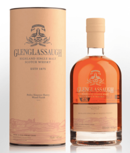 Glenglassaugh Pedro Ximenez Wood Finish Single Malt Scotch Whisky