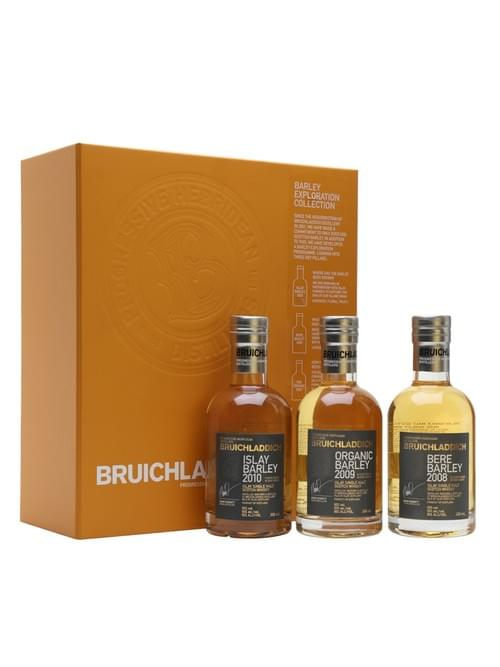 BRUICHLADDICH THE BARLEY EXPLORATION COLLECTION
