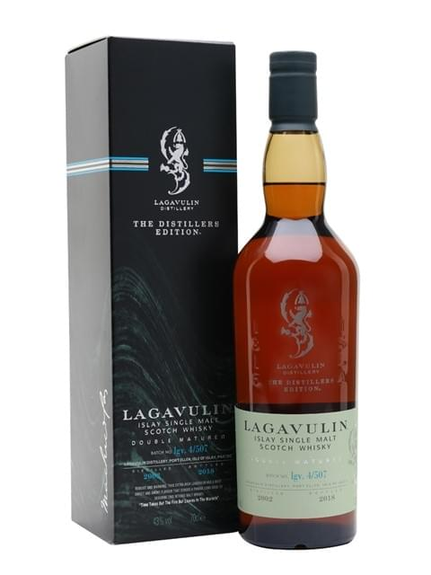 Lagavulin Distiller's Edition
