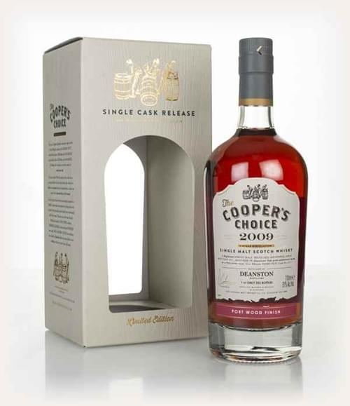 Coopers Choice Deanston 11Yo Port Finish(Limit 1 Per Person/ Household)