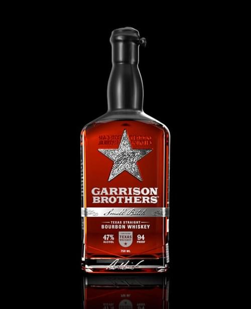 GARRISON BROTHERS TEXAS STRAIGHT BOURBON