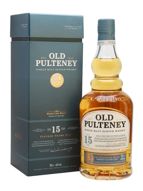 Old Pulteney 15