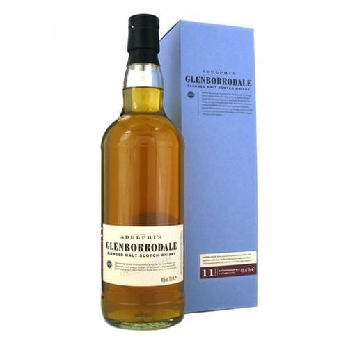 Adelphi's Glenborrodale 11 Year Old (Batch 8) (46% abv)
