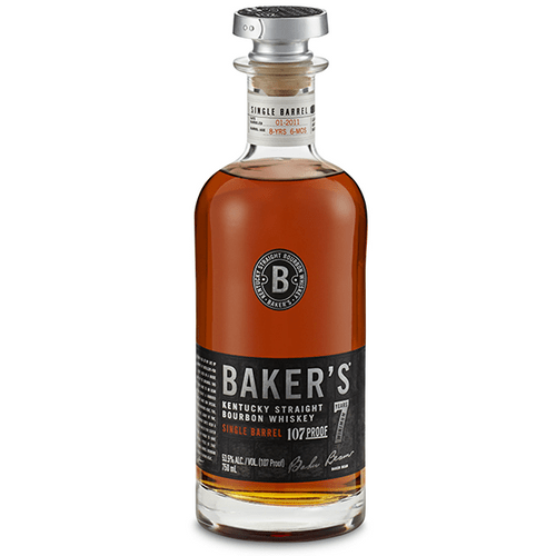 BAKER'S 7 YR OLD SMALL BATCH BOURBON 53.5% ABV