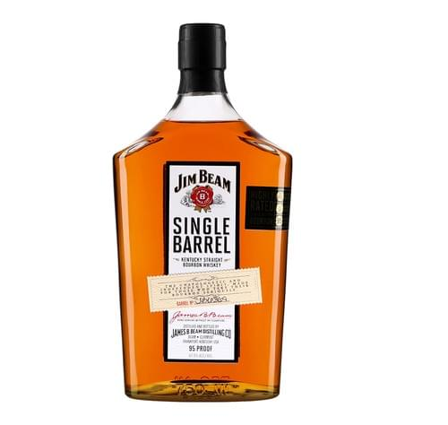Jim Beam Single Barrel - 47.5% abv