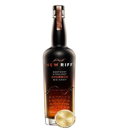 New Riff Bottled in Bond Kentucky Bourbon (50% abv)(Limit 2 Per Person/ Household)