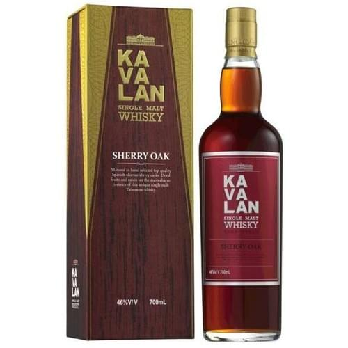 Kavalan Oloroso Oak Sherry Cask Single Malt