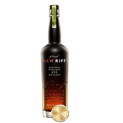 New Riff Bottled in Bond Kentucky Rye Whiskey 50% abv(Limit 2 Per Person/ Household)