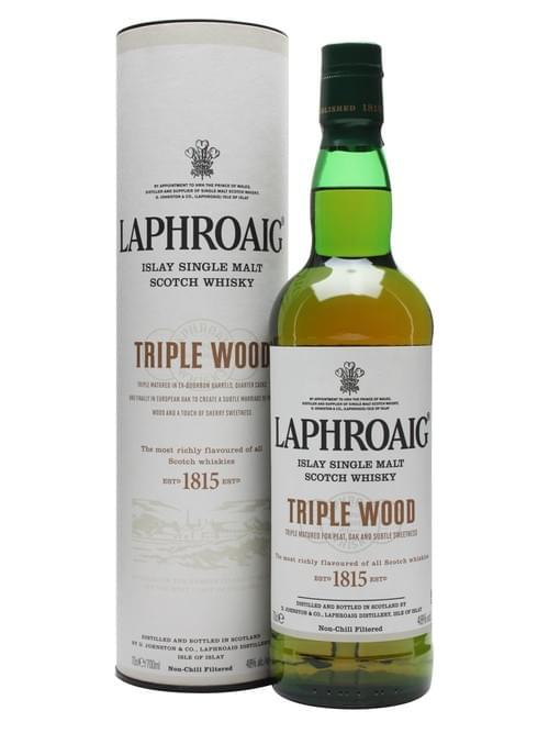 LAPHROAIG TRIPLEWOOD