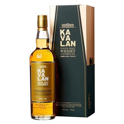 KAVALAN EX-BOURBON OAK SINGLE MALT