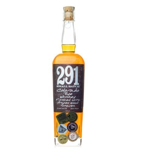 291 Distillery Small Batch Colorado Rye (50.8% abv)