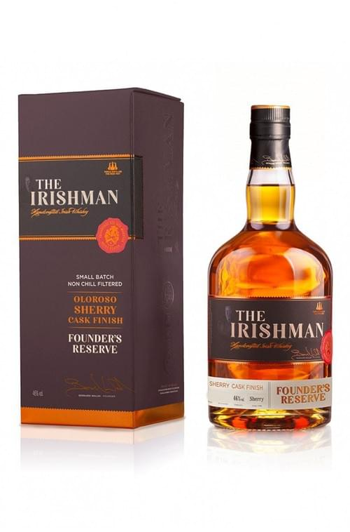 The Irishman Founder's Reserve Oloroso Sherry Cask