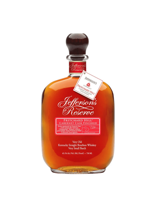 Jefferson's Pritchard Hill Bourbon
