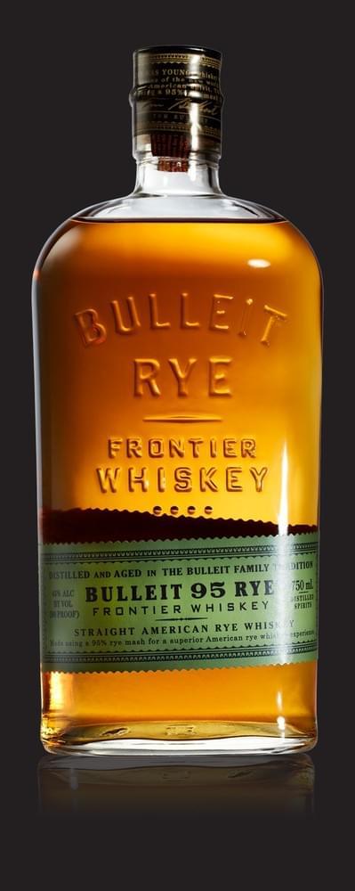 BULLEIT RYE 750ml