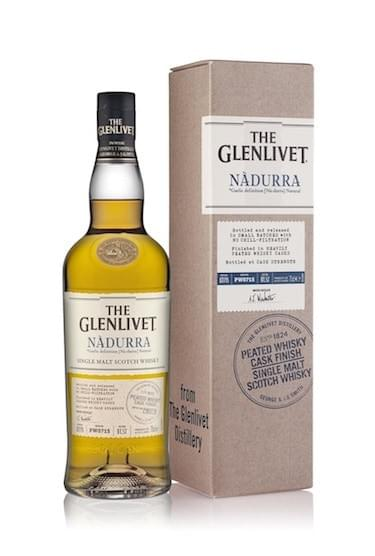 Glenlivet Nadurra Peated Single Malt Scotch