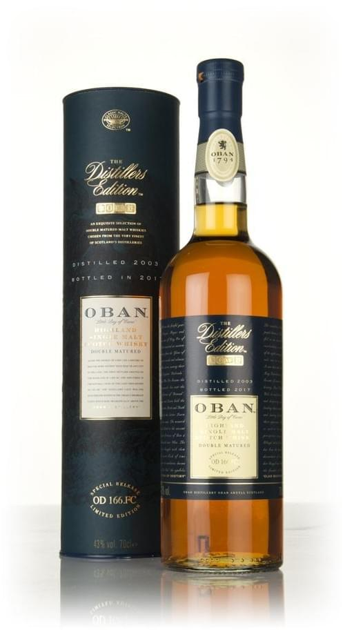 OBAN DISTILLERS EDITION - 43%