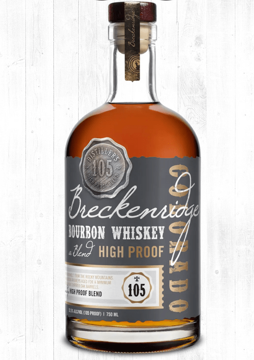 BRECKENRIDGE HIGH PROOF BOURBON