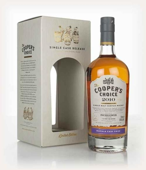 Coopers Choice Inchgower 11Yo Marsala (Limit 1 Per Person/ Household)