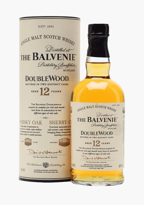 The Balvenie DoubleWood 12 YO