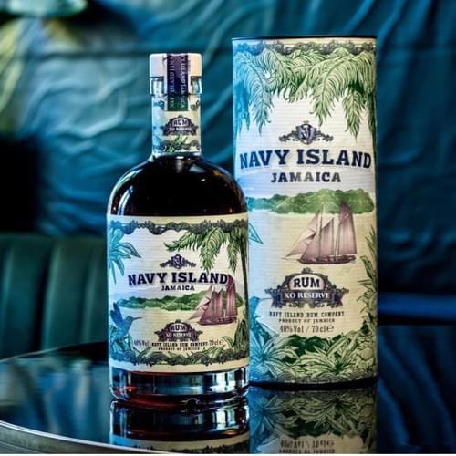 Navy Island Xo Reserve Rum 750ml