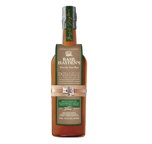 Basil Hayden's Two By Two Rye