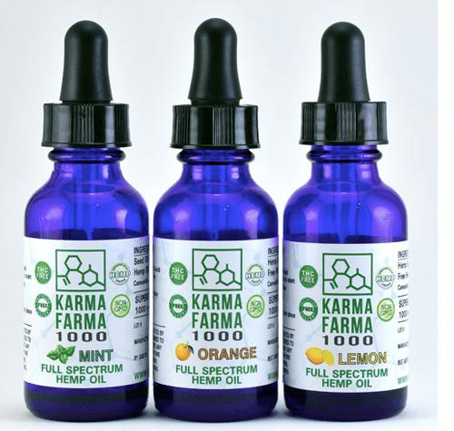 Karma Farma CBD Oil