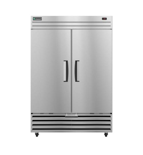 Hoshizaki Two-Section Reach-In Refrigerator - Leasing Option
