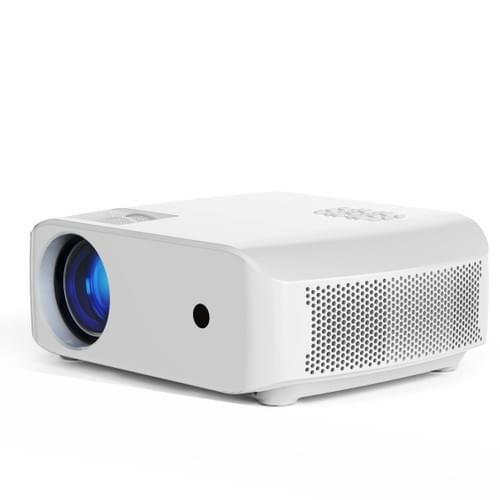 """VIVIBRIGHT F10 Projector WHD/1280*720P for 120"""" video entertainment, Available in white & black"""